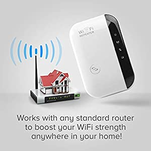 Super Boost WiFi Range Extender Boost WiFi Coverage Wireless Signal Repeater Access Point