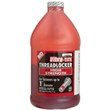 Vibra-TITE 140 Permanent High Strength Anaerobic Threadlocker