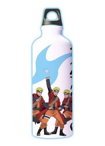 Kotobukiya 'Naruto' Uzumaki Thermal Aluminum Bottle