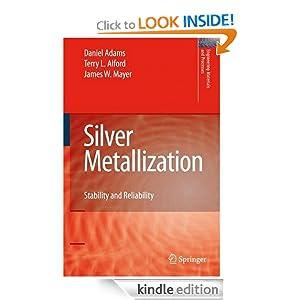 Silver Metallization - Daniel Adams