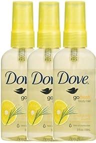 Dove Go Fresh Energizing Body Mist, 3…