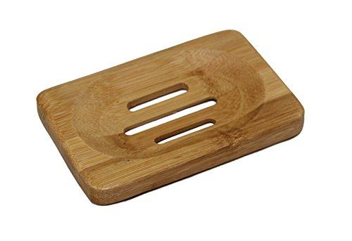 Edle Natura Seifenschale aus Holz