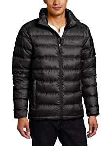 Marmot Men's Zeus Jacket, Black, X-Large