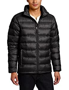 Marmot Men's Zeus Jacket, Black, Medium