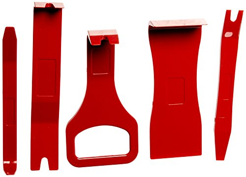 5 pc. No-Scratch Tools for Removing Fastener & Molding