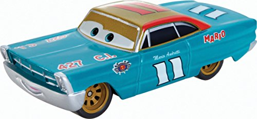 Disney/Pixar Cars Mario Andretti #11 Diecast Vehicle