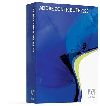 Adobe Contribute CS3 [OLD VERSION]