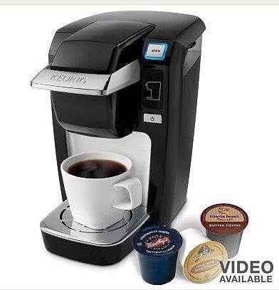 Keurig® B31 MINI Plus Personal Coffee Brewer - Black