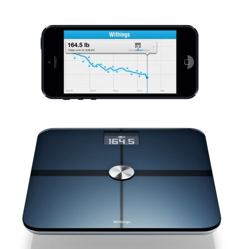 Withings WiFi Body Scale Digitale