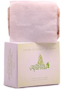 Ancient Ayurveda Virgin Coconut Oil Soap for Normal Skin