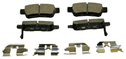 Monroe CX1088 Total Solution Ceramic Brake Pad