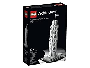 LEGO Architecture 21015: The Leaning Tower of Pisa