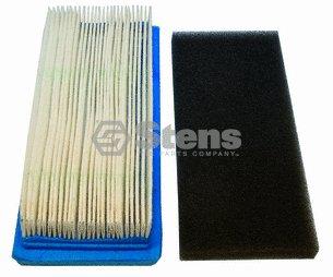 Stens 102-149 Air Filter Combo Replaces Honda 17211-Zg9-800 17218-Zg9-800 Napa 7-08329
