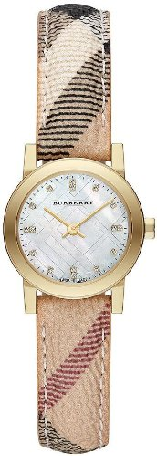 BURBERRY BU9226 - Orologio da polso da donna