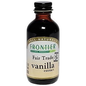 Fair trade vanilla beans