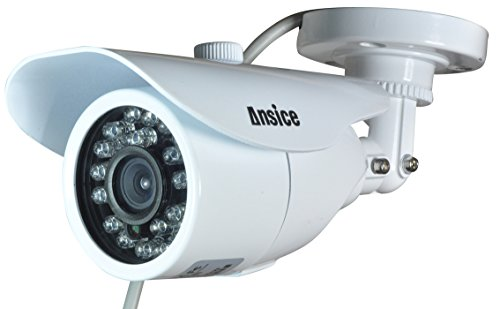Review Of Wide Angle Bullet Security Camera CMOS 1000TVL With IR-CUT 3.6mm Lens CCTV Home Surveillan...