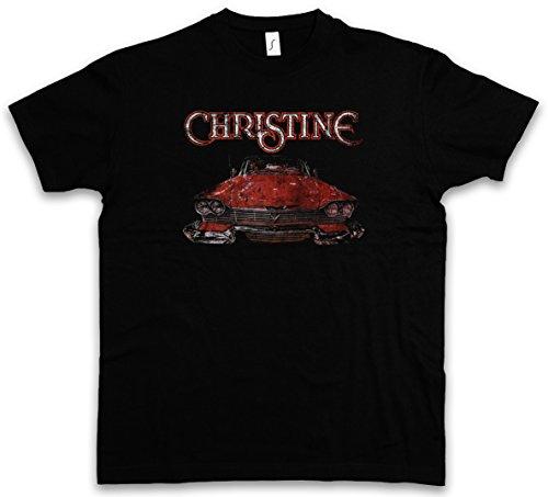 christine-car-t-shirt-coche-stephen-auto-58er-plymouth-fury-arnie-cunningham-king-tamanos-s-5xl