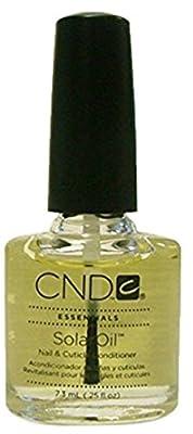 Creative Nail Design Creative Nail Solar Oil, 0.25 oz