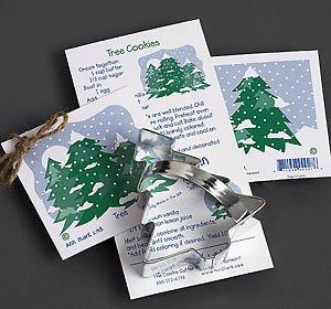 Ann Clarke Ltd Christmas Tree Cookie Cutter