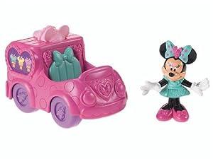 Disneys Minnie & Ice Cream Truck