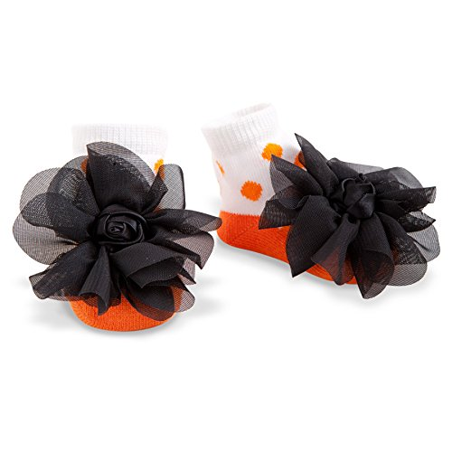 Baby Sock Flowers front-1055537