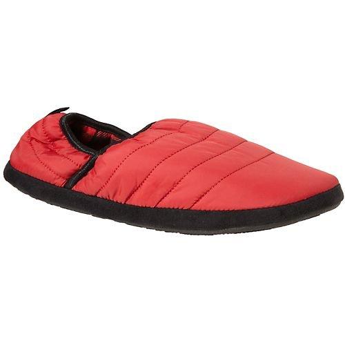 Cheap Weatherproof Puffer Closed Back Slippers (B009WNY368)