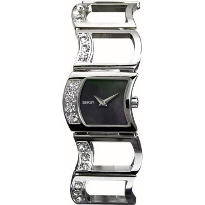 8621947a6bdd watches-Analogue-Women-Seksy-uk  Seksy CURVE By Sekonda Silver ...