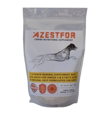 Azestfor Canine Nutritional Supplements - Homemade Dog Food Vitamins