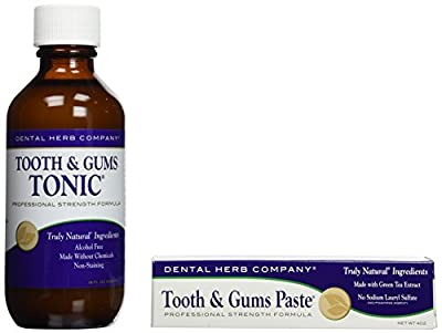 Dental Herb Company DHC-TGS Tooth and Gums System