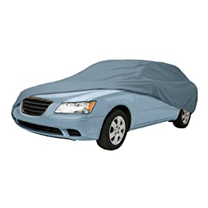 Classic Accessories 10-012-251001-00 OverDrive Polypro 1 Biodiesel Mid Size Sedan Car Cover for Sedans from Classic Accessories