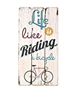 LO+DEMODA Panel Decorativo Like Riding