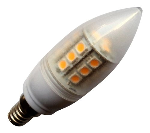 Knightsbridge G4 LED 3W AC//DC 2700K x10 bulbs