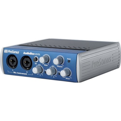 PreSonus AudioBox 22VSL (Advanced 2 x 2 USB 2.0