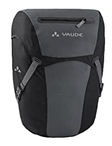 Vaude bike panniers Discover Classic Back waterproof pannier grey/black