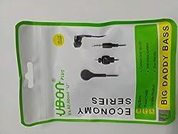 UBON ub-85 Earphones (Black)