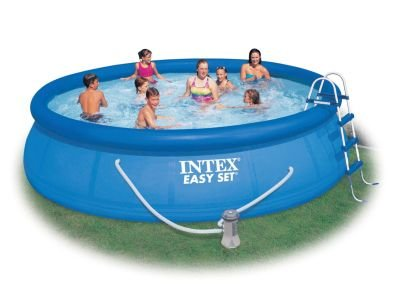 Intex 56912GS - Piscina Easy Set con depuradora 457 x 122 cm