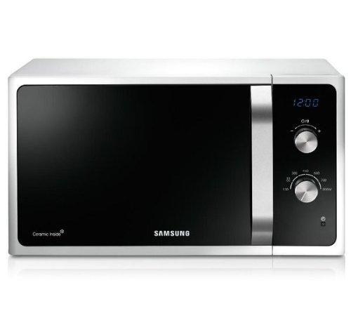 Samsung MS23F301EAW Four à Micro Ondes 23 L 800 W