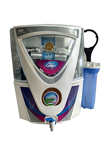 Aquaultra-Candy-17L-14-Stage-RO,UV,UF,Mineral,TDS-Water-Purifier