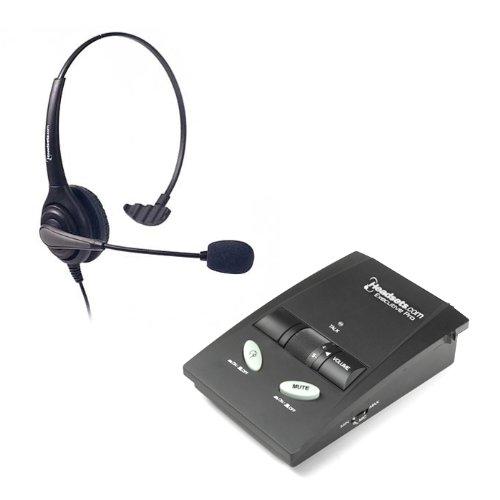 Executive Pro Melody Single-Ear Headset System