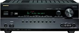 Onkyo TX-SR608 7 2-Channel Home Theater Receiver Black