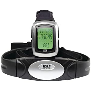 Pyle-Sport PHRM26 Speed Heartrate Watch