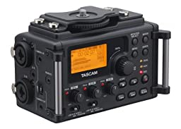 Certified Refurbished - Tascam DR-60D Audio Recorder/Mixer | Refurbished