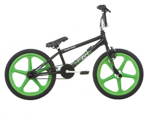 Skyway BMX Bikes http://www.bikebestbuy.co.uk/RAD-Outcast-Skyway-Mag-kids-BMX-Bike-20-Black-360-Gyro