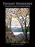 img - for Tiffany Windows Stained Glass Pattern Book (Paperback)--by Connie Clough Eaton [1997 Edition] book / textbook / text book