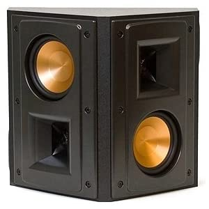 klipsch rs 42 ii reference series wide dispersion surround. Black Bedroom Furniture Sets. Home Design Ideas