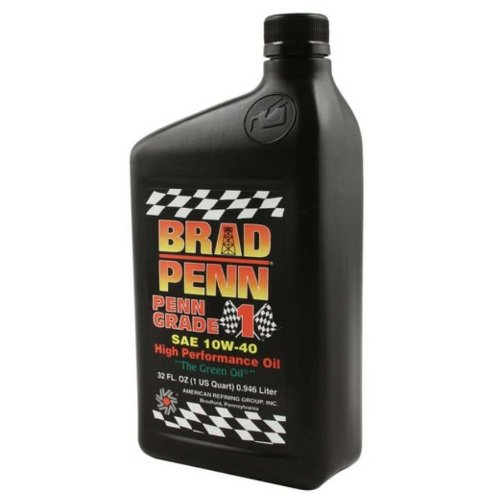 BRAD PENN GRADE1 High Performance Oil Partial Synthetic(ブラッドペン 4輪用) 10W-40
