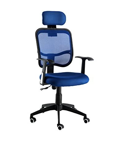 Hedendaagse Living Office Chair Cool blue