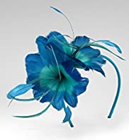 Corsage Fascinator on Headband