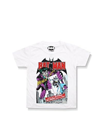 ZZ-DC Comics Camiseta Manga Corta Batman Jokers Back In Town