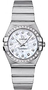 Omega Constellation Ladies Watch 123.15.27.60.55.001